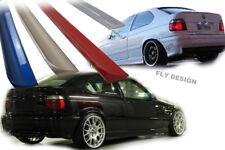 für BMW E36 Compact Tuning Spoiler M3 Heckspoiler Lackiert 303 Cosmosschwarz SCH