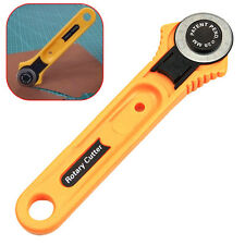 28mm Leather Craft Tools Circular Cut Rotary Blade Cutter Fabric Sewing Tools E