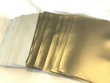 Lenayuyu 50pcs DECK PROTECTOR Card Sleeves Blackwhite color 66mm*91mm Matte