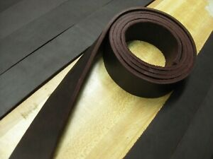 Leather Belt Blank 64+ Inch Leather Strap #0007515