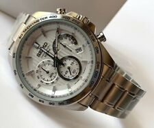 SSB297P1 Chronograph White Dial Silver Steel Watch for Men COD PayPal