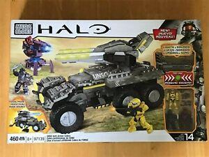 HALO Mega Bloks 97139 - UNSC Anti-Armor Cobra Assault Tank Vehicle - BRAND NEW !