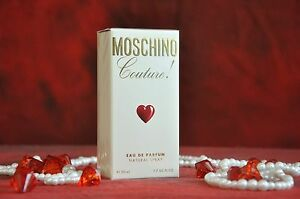 MOSCHINO COUTURE EDP 50ml., Discontinued, Very Rare, New in Box Sealed