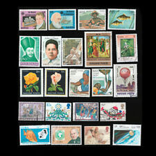 50Pcs/Pack Vintage Worldwide Postage Stamp Souvenir Collectibles Random Former