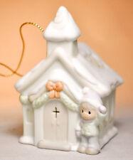 Precious Moments: Sugar Town Chapel - 530484 - Classic Figure
