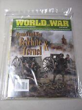 Spanish Civil War Battles: Belchite & Teruel (New)