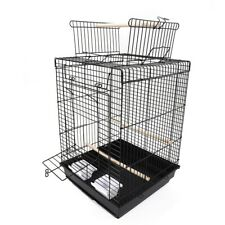 "Bird Cage Roll Parrot Large 46"" Finch Pet Supplies Metal Cage Sale"