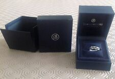 Beaverbrooks Round White Gold Fine Diamond Rings