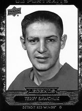 Terry Sawchuk 2014/15 Upper Deck Portraits #P42