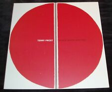 Terry Frost - Black white and red   ART EXHIBITION CATALOGUE