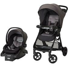 Safety 1st Smooth Ride Travel System with OnBoard 35 LT Infant Car Seat,...