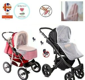 Universal mosquito trolleys net for prams travel  Fly Insect Net Mesh