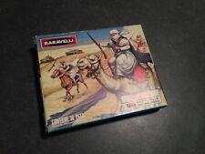 BARAVELLI  50466 ARABI PATTUGLIA DEL DESERTO BLUE BOXE AS AIRFIX 1970