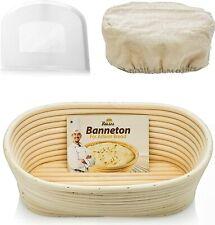 Oval Bread Banneton Proofing Basket Sourdough Proofing 10