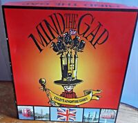 MIND THE GAP AN ADVENTURE IN LONDON BOARD GAME BY COLBY 2003 - 100% COMPLETE VGC