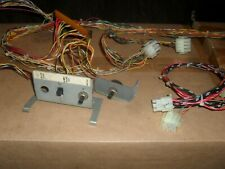 JOURNEY - Midway Arcade - COMPLETE WIRING HARNESS - with SERVICE PANELS