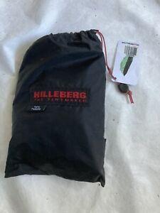Hilleberg Tarra Footprint