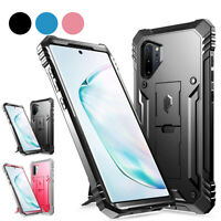 Galaxy Note 10 Plus / S7 Edge / S7 Case | Poetic Dual Layer Shockproof Cover