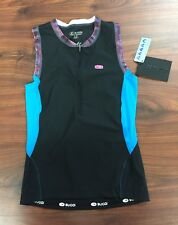 Sugoi Women's Rs Tri Tank Size Medium New with Tags