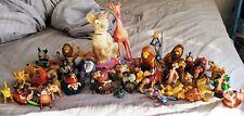 HUGE lot of Disney Lion King Simba Pumba Nala Scar Toys + Action Figures!