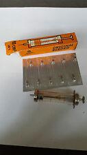 1 x Glasspritze 10 ml Original Rekord Spritze