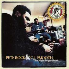 Pete Rock and C L Smooth-the Main Ingredient-vinyl Lp2 Music on Vinyl