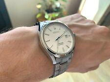"""Seiko Presage """"Baby Grand Seiko Snowflake White"""" SARX055 JDM Watch - RRP £1800"""