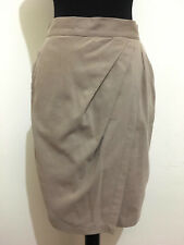 BYBLOS VINTAGE '80 Gonna Donna Cotone Woman Cotton Skirt Sz.S - 40