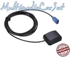 Antenna GPS Attacco Fakra Auto Navigatori Audi MMI DVD 2G, 3G