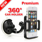Universal 360° Car Mobile Phone Windscreen Suction Mount Dashboard Holder GPS