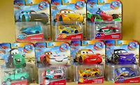 🎄Disney Pixar Cars COLOR CHANGERS (2-in-1) SET OF 7 Cars Gift Stocking Stuffers