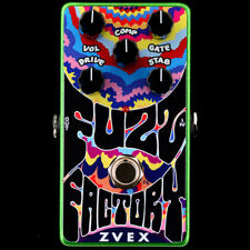 Z.Vex Effects Vertical Fuzz Factory Effects Pedal New