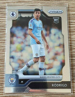 2019-20 Chronicles Rodrigo Prizm Rookie RC ⚽ #322 Manchester City