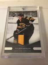 2011/12 Panini Limited TYLER SEGUIN Bruins  Patch Card 25/25