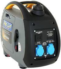 Inverter Stromgenerator Notstromaggregat 1000W Stromerzeuger Benzin 02415