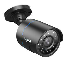 SANNCE 1x 900TVL HD In/ Outdoor 100ft IR Night Vision Home CCTV Security Camera