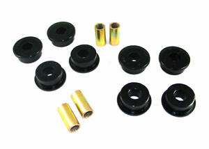 Whiteline W81650 Leading Arm To Diff Bushing fits Land Rover 90/110 2.5 4x4, ...