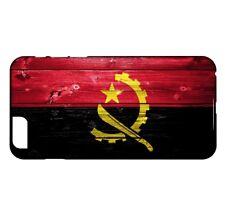 Coque iPhone 8 Drapeau ANGOLA 02