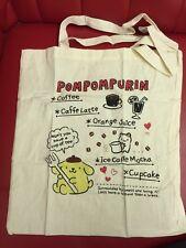 Sanrio Pompompurin Reusable Tote Bag [HK]