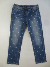 Stretchjeans CECIL Stretch Jeans CHARLIZE  32 L28 Sterne blue used TIP TOP /J135