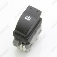 RENAULT MEGANE 2 ELECTRIC WINDOW CONTROL SWITCH REAR GREY BASE