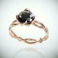 Details about  /18 Karat Yellow Gold Gemstone Ring 9 Precious Stone Handmade Fine Jewelry Band