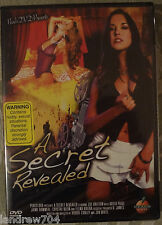 Peach A Secret Revealed DVD NEW Unrated Zoe Britton