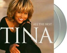 "Tina Turner ""all the best"" 2CD NEU Greatest Hits / Best Of"