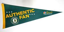 Oakland Athletics A's Sga 2017 Csn Nbc Bay Area Authentic Fan Baseball Pennant