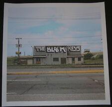 The Black Keys Merriweather Columbia Tour Poster Print Crosshair 2012 S/N Art
