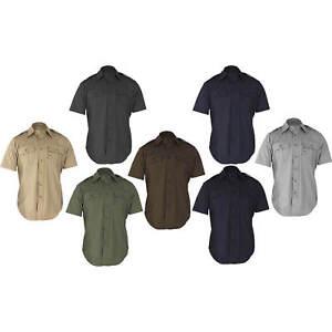 Propper Tactical Battle Rip Shrink Wrinkle Resistant Dress Shirt - Short Sleeve