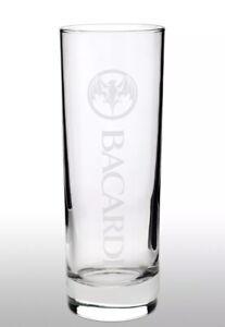 Bacardi Tall Glass New & Rare