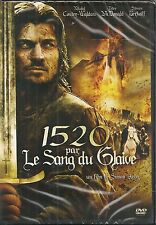 """DVD """"1520, par le sang du glaive"""" -  neuf sous blister"""