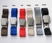 Airplane Airline  Seat Belt Extension Extender --Colors  7-12Days Arrive USA